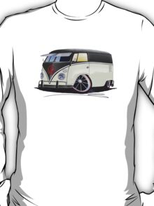 VW Splitty Panel Van (RB) T-Shirt