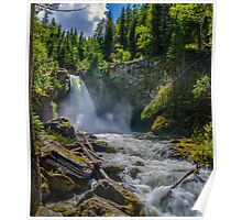 Sutherland Falls Poster
