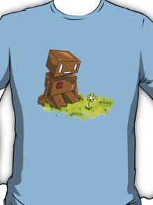 Robot Flower T-Shirt