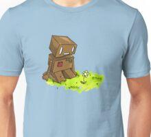 Robot Flower Unisex T-Shirt