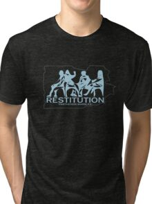 Restitution Tri-blend T-Shirt