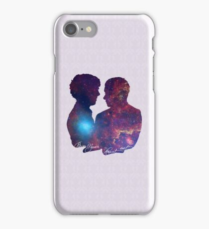 Burn Your Heart Out. iPhone Case/Skin