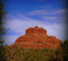 Bell Rock in Sedona by Charmiene Maxwell-Batten