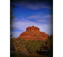 Bell Rock in Sedona Photographic Print