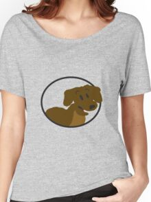 Teddy-Tee Women's Relaxed Fit T-Shirt