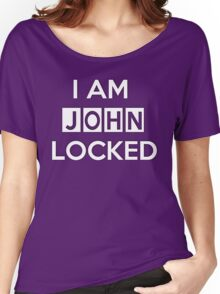 Johnlocked Women's Relaxed Fit T-Shirt