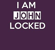 Johnlocked Womens Fitted T-Shirt