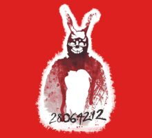 Donnie Darko Frank   Baby Tee