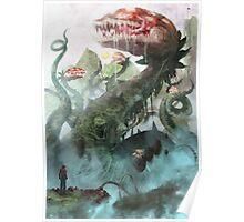 Piranhaplant Poster