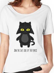 Cat Vader Women's Relaxed Fit T-Shirt