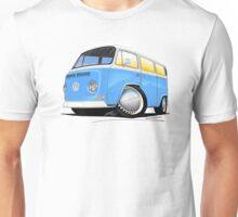 VW Bay (Early) Light Blue Unisex T-Shirt