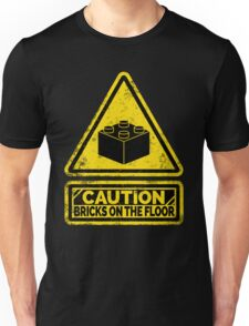Watch Your Steps Unisex T-Shirt