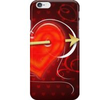 Heart and arrow 2 iPhone Case/Skin