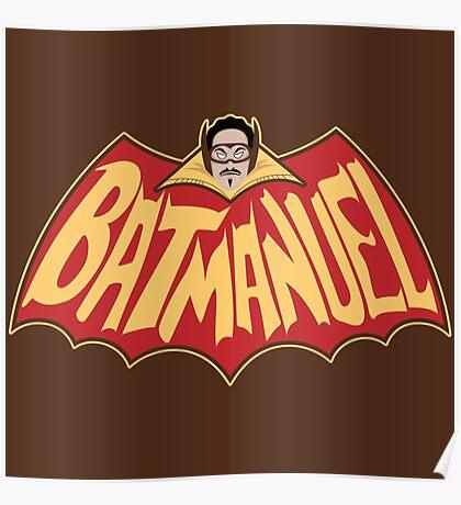 Batmanuel Poster