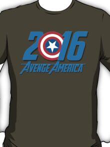 The Captain 2016 T-Shirt