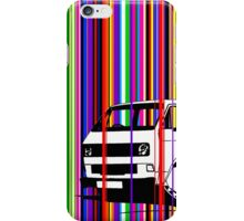 T25 Stripes iPhone Case/Skin