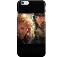 Rynn and Sukar iPhone Case/Skin
