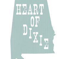 Alabama Slogan Motto by surgedesigns