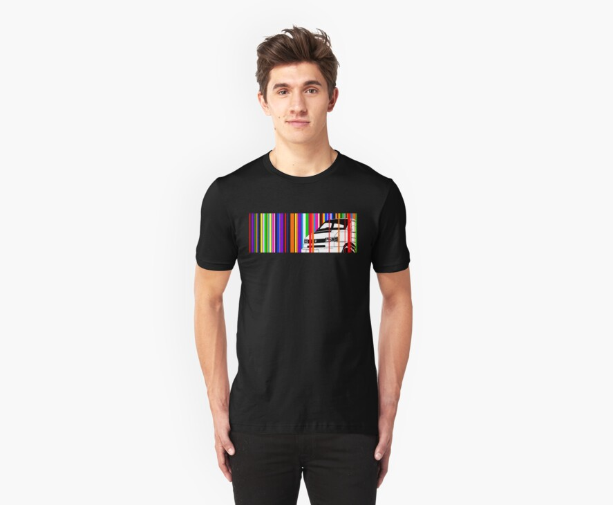 T4 Stripes by Richard Yeomans