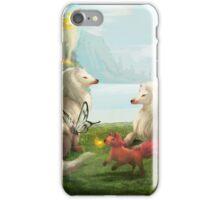 Pokémon Cinnabar Island iPhone Case/Skin