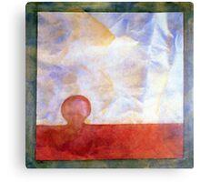 PUZZLE PIECE 8 Canvas Print