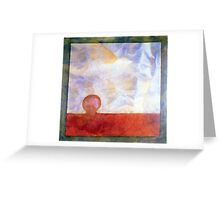 PUZZLE PIECE 8 Greeting Card