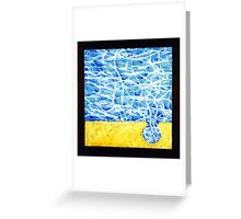 PUZZLE PIECE 101 Greeting Card