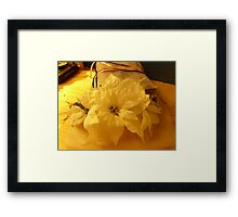 Christmas at Averil's Framed Print
