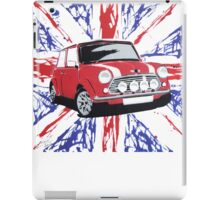 British Mini 01 (Paint) iPad Case/Skin