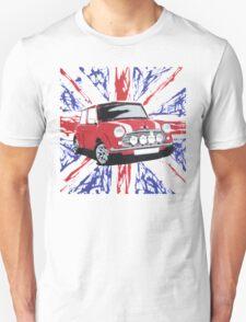 British Mini 01 (Paint) T-Shirt