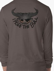The Iron Bull X COLORS Long Sleeve T-Shirt