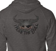 The Iron Bull X COLORS Zipped Hoodie