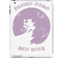 Pluto Gang iPad Case/Skin