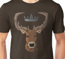 Crowned Stag Unisex T-Shirt