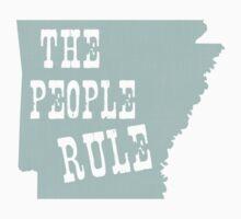 Arkansas State Motto Slogan One Piece - Long Sleeve