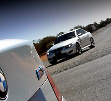 BMW M5 by Ash Simmonds