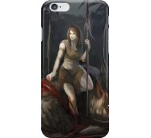 Huntress iPhone Case/Skin