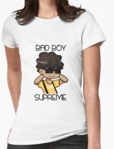 Bad Boy Supreme~ Womens Fitted T-Shirt