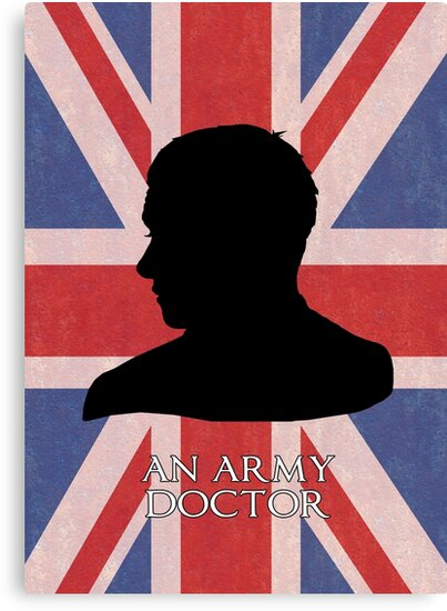 An Army Doctor. by saniday