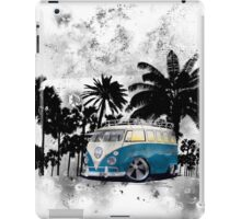 Splitty Grunge (B) iPad Case/Skin