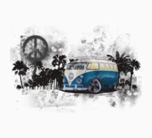 Splitty Grunge (B) by Richard Yeomans