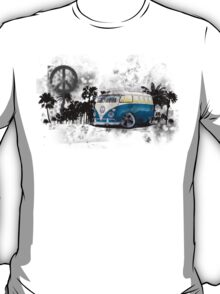 Splitty Grunge (B) T-Shirt