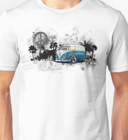 Splitty Grunge (B) Unisex T-Shirt