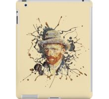 Van Gogh Splat iPad Case/Skin