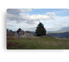 Good Location - Needs a Little Work Wynyard Tasmania Canvas Print