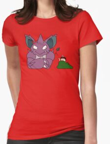 Encounter! - Safari Zone Womens Fitted T-Shirt