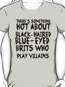 British Villains T-Shirt