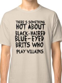 British Villains Classic T-Shirt