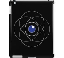 Erudite Eye - White & Blue iPad Case/Skin