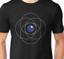 Erudite Eye - White & Blue Unisex T-Shirt